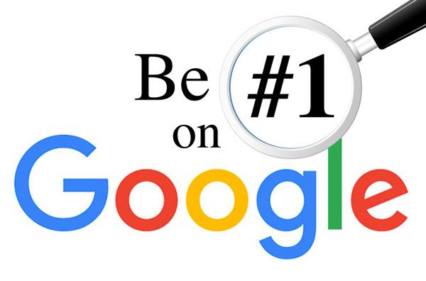 premier page google referencement naturel seo