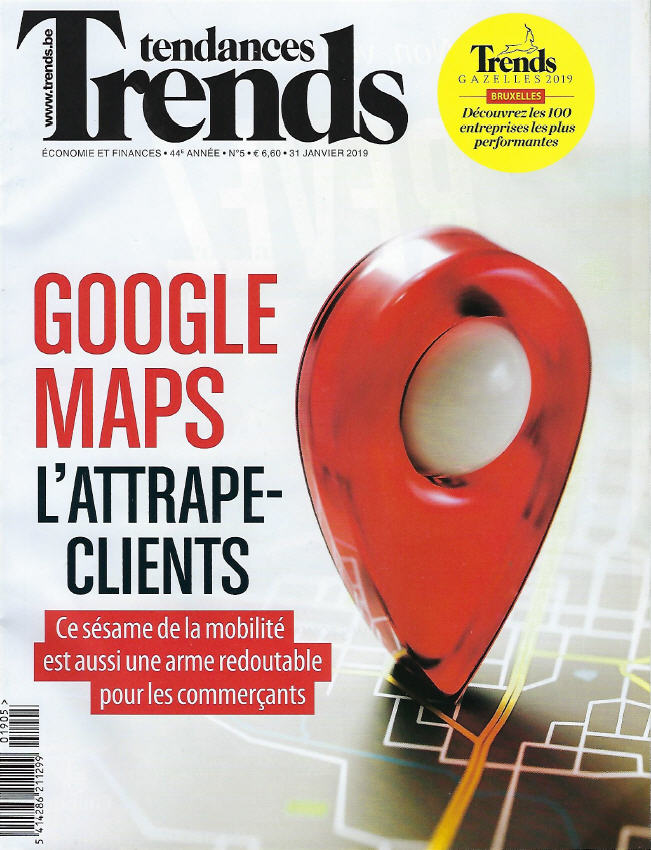 Google Maps-l'attrape clients