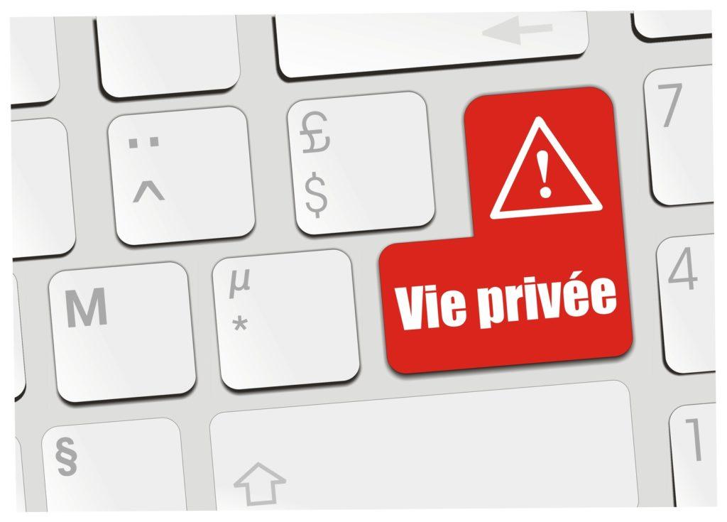 RGPD - vie privée - Agence de référencement à Bruxelles Belgique